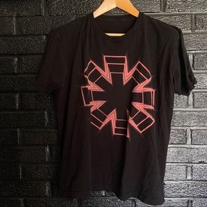 Vintage RED HOT CHILI PEPPERS Tee Size Large